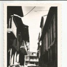 Postales: AVILÉS - CALLE TÍPICA DE SABURGO - Nº 5 ED. A. NÚÑEZ. Lote 145238986