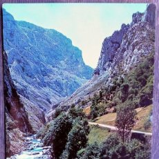 Postales: RUTA DESFILADERO DEL CARES. 283 REGIÓN DE CAMARMEÑA. ED. ALCE. NUEVA. COLOR.. Lote 145656250
