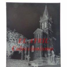 Postales: 10 CLICHES ORIGINALES - SAMA - NEGATIVOS EN CELULOIDE - EDICIONES ARRIBAS. Lote 146825666
