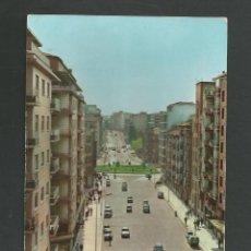 Postales: POSTAL CIRCULADA - OVIEDO 30 - AVENIDA DE GALICIA - EDITA ALARDE. Lote 146983106