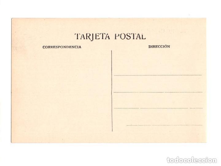 Postales: BUSTIO.(ASTURIAS).- UN PAISAJE DEL BARRIO DE LA CRUZ - Foto 2 - 147014362