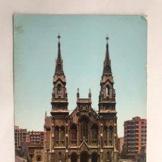 Postales: AVILES (ASTURIAS) POSTAL NO.15, SANTO TOMAS DE CANTORBERY. EDITA: EDICIONES ALARDE (H.1970?). Lote 147544644
