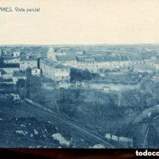 Postales: LLANES- VISTA PARCIAL-FERROCARRIL--THOMAS Nº 2- ED. S. PESQUERA. Lote 147569334