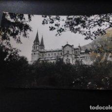 Postales: COVADONGA ASTURIAS CATEDRAL ED. ARTIGOT ZARAGOZA. Lote 147750470