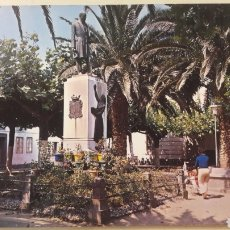 Postales: TAPIA CASARIEGO CIRCULADA JUEGO TARDE MADRID. Lote 148171026