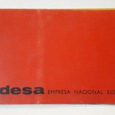 Postais: AVILÉS. ENSIDESA EMPRESA NACIONAL SIDERURGICA, S.A. 1964. Lote 148376920