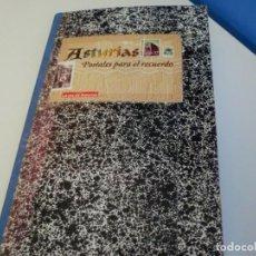 Postales: ASTURIAS POSTALES PARA EL RECUERDO( 226 EN TOTAL) COMPLETA!!!OFERTON SOLO HOY!!!. Lote 149684562