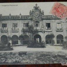 Postales: POSTAL DE OVIEDO, HOSPICIO PROVINCIAL, ED. MG. OVIEDO. CIRCULADA.. Lote 150115338