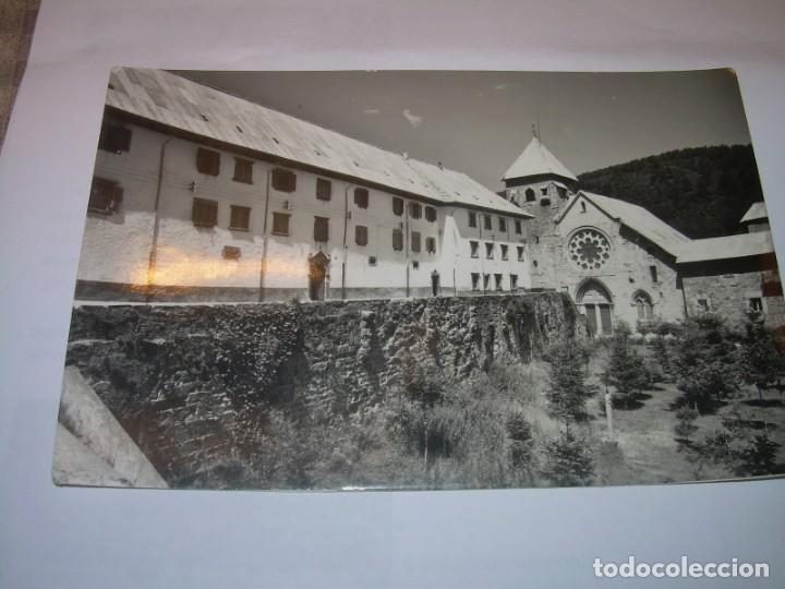 ANTIGUA POSTAL....RONCESVALLES. (Postales - España - Asturias Moderna (desde 1.940))
