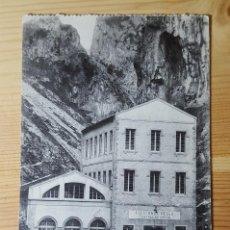 Postales: ELECTRA DE VIESGO CENTRAL DE URDON CAMARMEÑA TARJETA POSTAL (NO HAY MAS DATOS). Lote 151162950