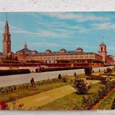 Postales: POSTAL DE GIJON - UNIVERSIDAD LABORAL - SIN ESCRIBIR - AÑO 1968. Lote 151333086