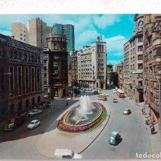 Postales: POSTAL DE GIJON - PLAZA DE JOSE ANTONIO - SIN ESCRIBIR - AÑO 1970. Lote 151333178