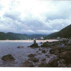Postales: POSTAL SOTO DE LUIÑA (ASTURIAS) PLAYA SAN PEDRO DE LA RIBERA - FISA 1988. Lote 151355466
