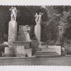 Postales: POSTAL. 18. OVIEDO. MONUMENTO A TARTIERE. ASTURIAS. Lote 151451302