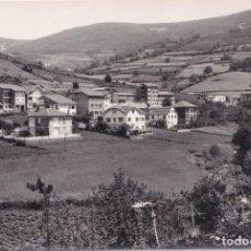 Postales: POLA DE ALLANDE (ASTURIAS) - VISTA DEL PUEBLO. Lote 151543754