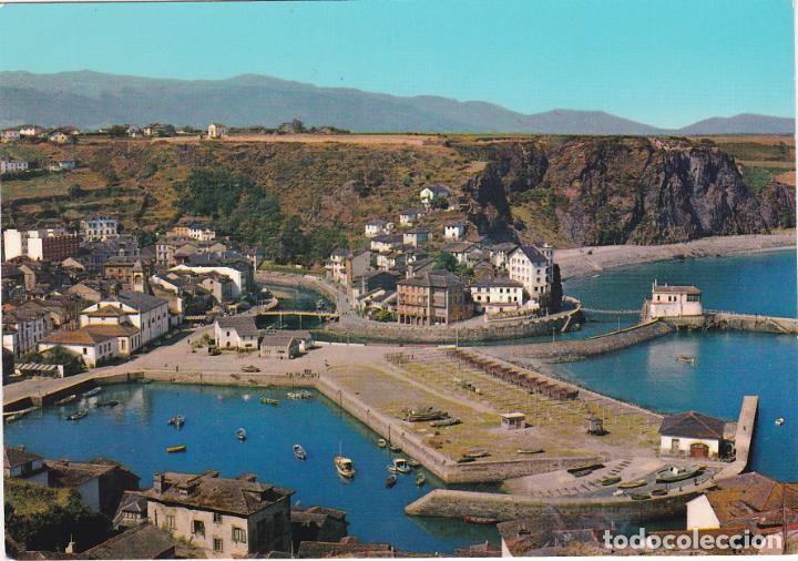 LUARCA, VISTA PARCIAL, ASTURIAS (Postales - España - Asturias Moderna (desde 1.940))