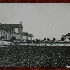 Postales: FOTO POSTAL DE LUARCA (ASTURIAS), ESCRITA. Lote 152932538