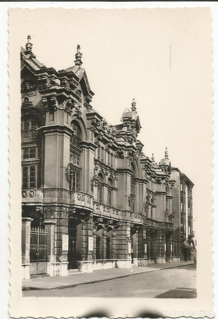 AVILÉS - TEATRO PALACIO VALDÉS - Nº 45 ED. A. NÚÑEZ (Postales - España - Asturias Moderna (desde 1.940))