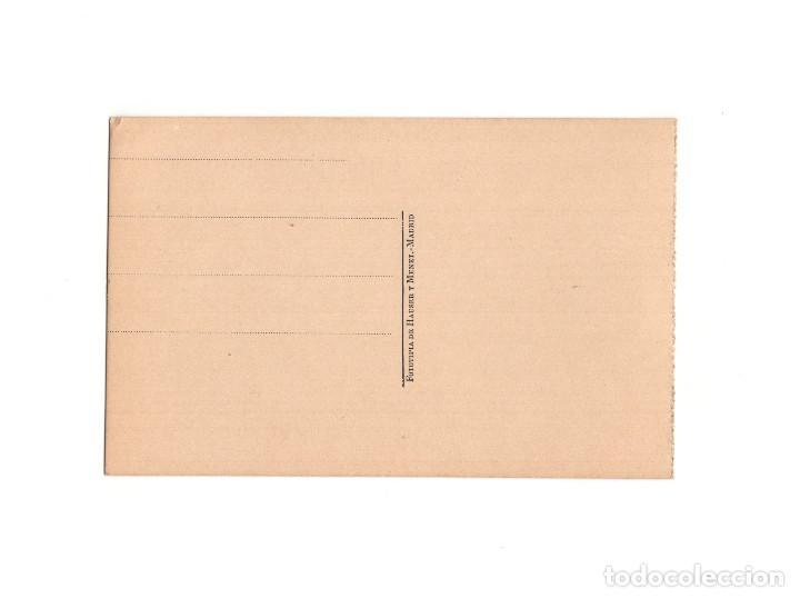 Postales: ASTURIAS.- TRUBIA. VISTA GENERAL DE LA FÁBRICA DE ARMAS. - Foto 2 - 153938382