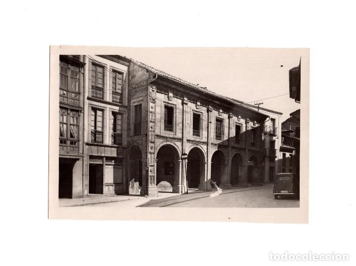 AVILÉS.(ASTURIAS).- PALACIO DE PONTE (Postales - España - Asturias Antigua (hasta 1.939))