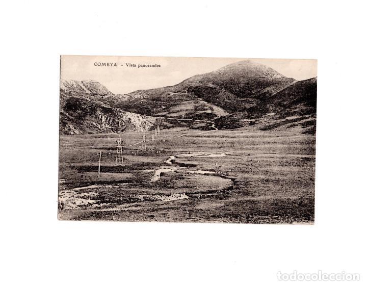 COMEYA.(ASTURIAS).- VISTA PANORAMICA (Postales - España - Asturias Antigua (hasta 1.939))