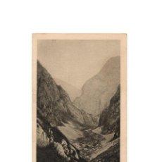 Cartes Postales: CABRALES.(ASTURIAS).- PICOS DE EUROPA, CANAL DE CAMBURERO.ED. INSTITUTO DE TURISMO.. Lote 153981958