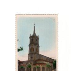 Postales: COLUNGA.- IGLESIA DE SAN CRISTÓBAL . Lote 154340842