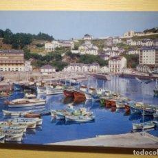 Postales: TARJETA POSTAL - LUARCA - ASTURIAS - 499 PUERTO -EDICIONES ALCE - SIN CIRCULAR. Lote 154415270