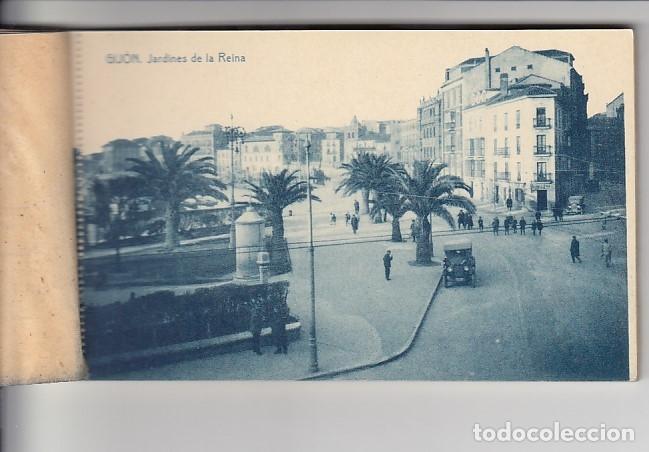 Postcards: RECUERDO DE GIJÓN (12 POSTALES) - Foto 3 - 155497330
