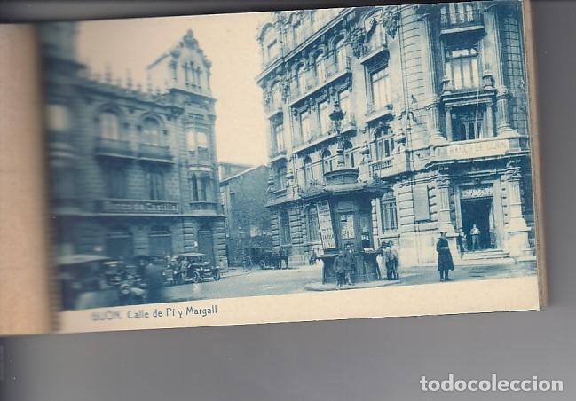 Postcards: RECUERDO DE GIJÓN (12 POSTALES) - Foto 7 - 155497330