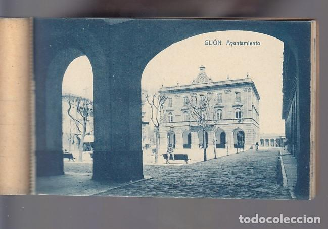 Postcards: RECUERDO DE GIJÓN (12 POSTALES) - Foto 9 - 155497330