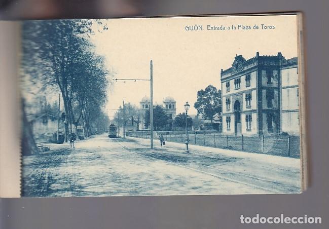 Postcards: RECUERDO DE GIJÓN (12 POSTALES) - Foto 10 - 155497330