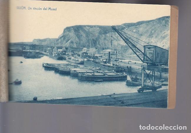 Postcards: RECUERDO DE GIJÓN (12 POSTALES) - Foto 13 - 155497330