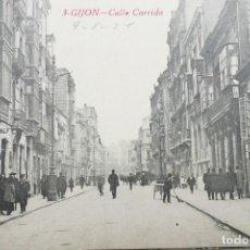 Postales: GIJON , CORRIDA. Lote 155628794