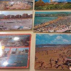 Postales: GIJON POSTALES. Lote 155981792