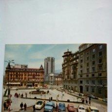 Postales: PLAZA DEL GENERALISIMO , OVIEDO. Lote 156661065