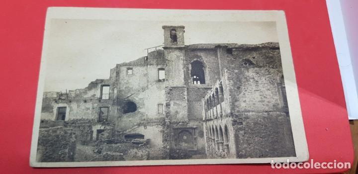 OVIEDO. RUINAS DEL CONVENTO DE SANTO DOMINGO,PARAPETO GLORIOSO DE LA DEFENSA DE LA CIUDAD (Postales - España - Asturias Antigua (hasta 1.939))