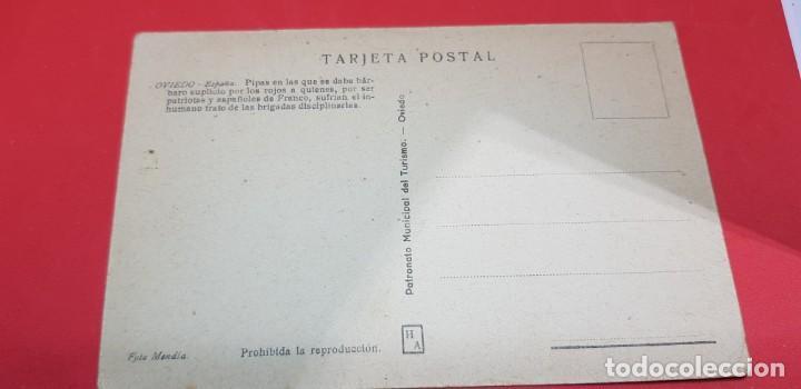 Postales: OVIEDO. PIPAS - Foto 2 - 159888990