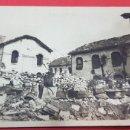 Postales: OVIEDO. PARAPETO CON BAÑERAS,CALLE PÉREZ DE LA SALA. Lote 159892962