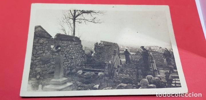 OVIEDO. CEMENTERIO DE SAN PEDRO DE LOS ARCOS (Postales - España - Asturias Antigua (hasta 1.939))