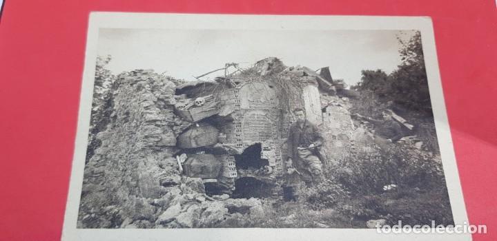 OVIEDO. RESTOS DE LA CAPILLA DEL CEMENTERIO VIEJO (Postales - España - Asturias Antigua (hasta 1.939))