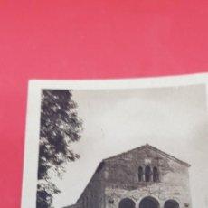 Postales: OVIEDO. SANTA MARÍA DE NARANCO, PALACETE DE RECREO DE RAMIRO I (S.IX). Lote 159937810