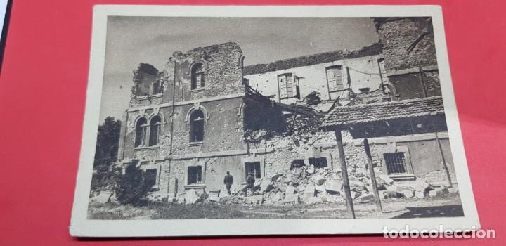 OVIEDO. DETALLE DEL HOSPITAL PROVINCIAL (Postales - España - Asturias Antigua (hasta 1.939))