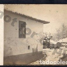Postales: ASTURIAS PILOÑA PINTUELES ANTIGUA POSTAL FOTOGRAFICA. Lote 160315254