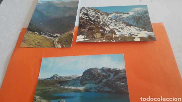 PICOS EUROPA (Postales - España - Asturias Moderna (desde 1.940))