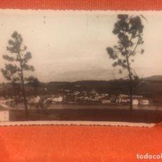 Postales: ASTURIAS CURIOSA POSTAL FOTOMELY VISTA PARCIAL DE NAVIA Y LA RIA UNICA SUCIA Y DESENFOQUES. Lote 163303406