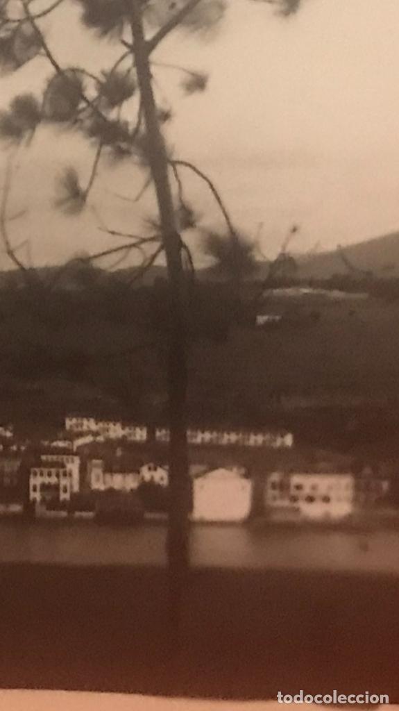 Postales: asturias curiosa postal fotomely vista parcial de navia y la ria unica sucia y desenfoques - Foto 3 - 163303406