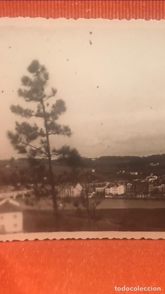 Postales: asturias curiosa postal fotomely vista parcial de navia y la ria unica sucia y desenfoques - Foto 4 - 163303406