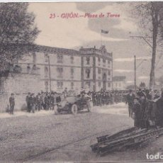 Postales: GIJON (ASTURIAS) - PLAZA DE TOROS. Lote 164643282