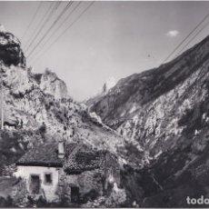 Postales: CAMARMEÑA (CANTABRIA) - PICO DE SONLIANO 1180 M.Y SIERRA DE MAIN. Lote 164794390